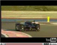 La vidéo du jour : la Peugeot 908 HDi FAP réalise ses premiers tours de roues