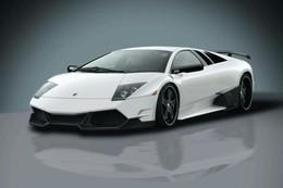 Lamborghini LP640 par Premier4509 : pour ressembler à la Murcielago Super Veloce