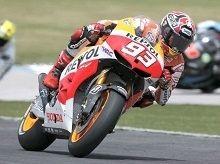 Moto GP - Indianapolis J.1: Marc Marquez à l'aise et balaise