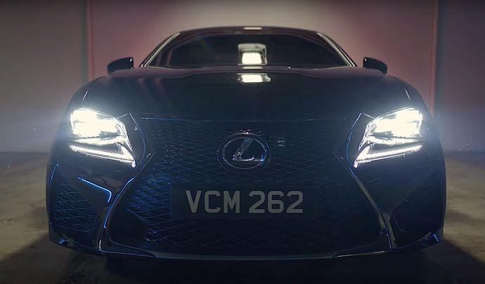Vidéo : Lexus RC F et Jaguar XJ dans le nouvel opus de MIB.