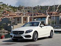 Essai vidéo - Mercedes Classe C Cabriolet: sortez découvert