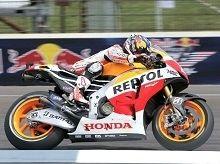 Moto GP - Indianapolis J.1: Dani Pedrosa n'est pas résigné