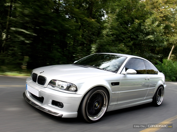photos du jour bmw m3 e46. Black Bedroom Furniture Sets. Home Design Ideas