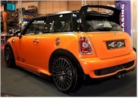 la mini cooper s a worw une bombe. Black Bedroom Furniture Sets. Home Design Ideas