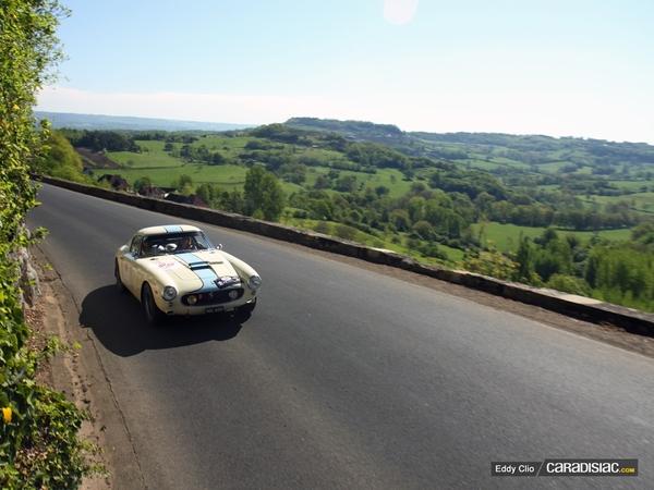 Photos du jour : Ferrari 250 SWB (Tour Auto)