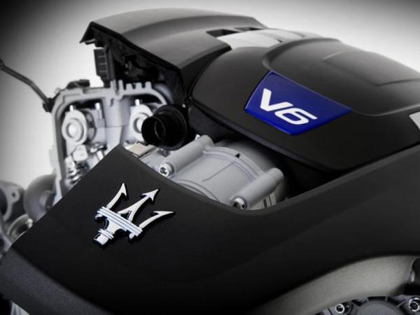 Fiat développe un V8 diesel pour Maserati