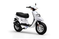nouveaut scooter 2015 mbk booster deezer s rie limit e 400 exemplaires. Black Bedroom Furniture Sets. Home Design Ideas
