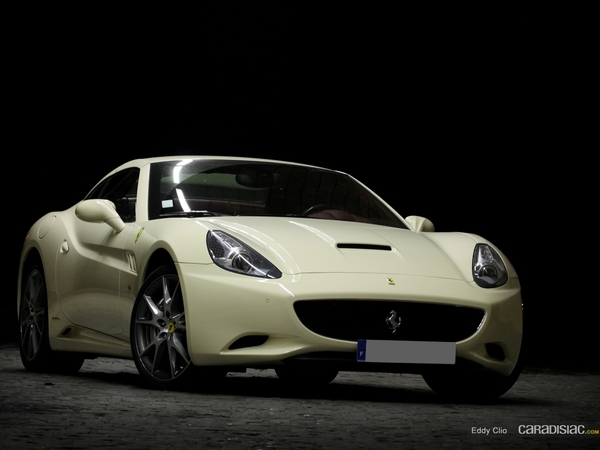 Photos du jour : Ferrari California (emotionautoprestige.com)