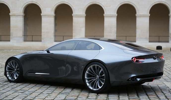 Mazda : feuille de route des véhicules électrifiés