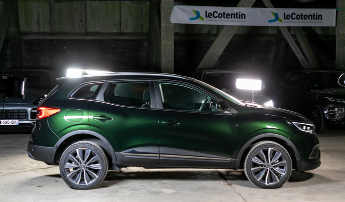 Renault Kadjar: le second rôle - Salon de l'auto Caradisiac
