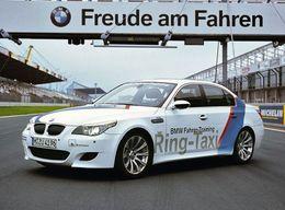[Vidéo] Le Ring Taxi BMW toujours en service