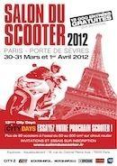 3ème édition du Salon du scooter de Paris : rendez-vous les 30,31 mars et 1er avril