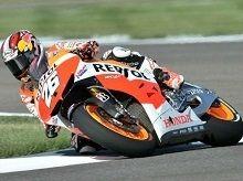 Moto GP - Indianapolis J.2: Il ne reste plus que la course pour Dani Pedrosa