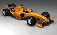 La nouvelle monoplace de Ferrari pour l'A1GP