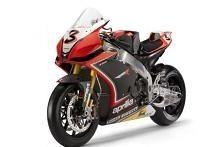 Superbike - Aprilia: La RSV4 retrouve ses couleurs d'usine