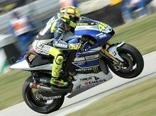 Moto GP - Indianapolis J.2: Valentino Rossi ne pouvait pas faire pire