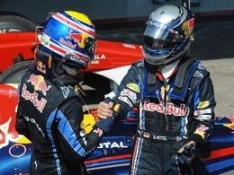 La paix entre les pilotes Red Bull ?