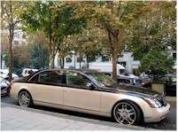 Photo du jour : Maybach 62