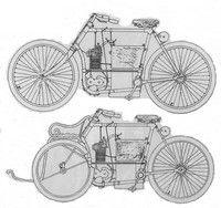 Landru et la moto: petit rappel historique.