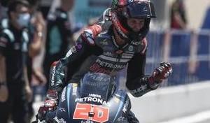 Quartararo in, Marquez out et un retour sur la victoire de Laconi