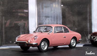 Miniature : 1/43ème - ALPINE GT4