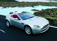 Aston Martin  - Guide des stands - Hall 5