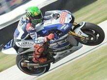Moto GP - Indianapolis: Jorge Lorenzo perd gros