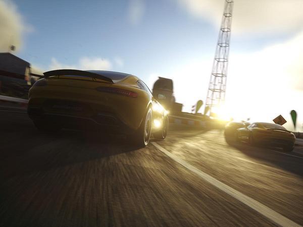 Mondial de Paris 2014 - Florilège de teasing pour la Mercedes AMG GT