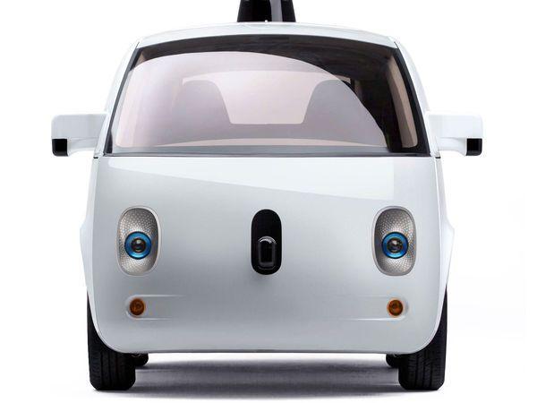 La Google car klaxonne poliment