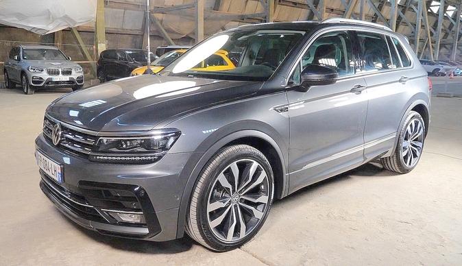 Volkswagen Tiguan: boosté - Salon de l'auto Caradisiac