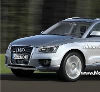 Audi: un nouvel SUV en juillet 2009, le Q3