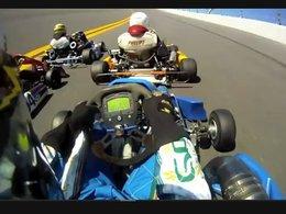 [vidéo] Découvrez l'aspi à Daytona ... en karting