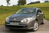 La Renault Laguna a reçu le trophée du Véhicule de l'Année en Entreprise