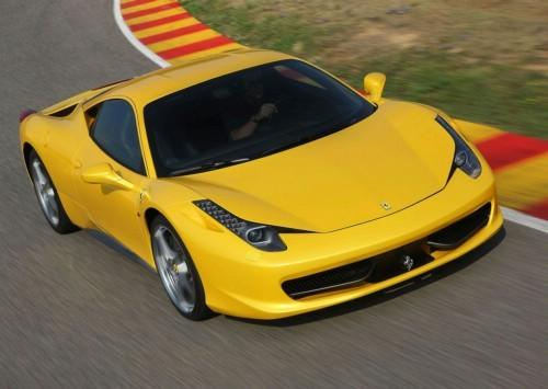 Ferrari 458 Italia : moins chère que prévu