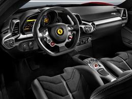 Mondial de Paris 2014 - La Ferrari M458-T y sera