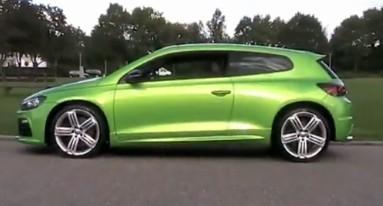 [Vidéo] Le Volkswagen Scirocco R ( presque ) dans la nature