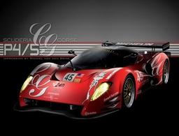 Une Ferrari P4/5 Competizione en préparation!