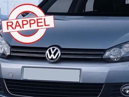 413 000 Volkswagen au rappel... de l'autre côté de l'Atlantique