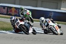 Moto 3 - Indianapolis: De bons points pour Alan Techer