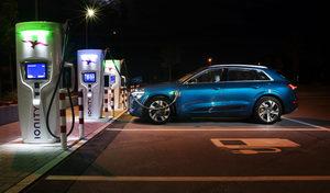 Audi pourrait créer son propre réseau de bornes de recharge