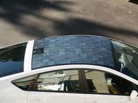 La Toyota Prius équipée de panneaux solaires dès 2009 !