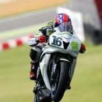 Supersport: Brands Hatch D.2: A Charpentier la pole.