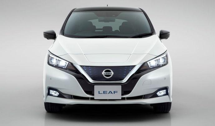 Nouvelle Nissan Leaf : un pack Nismo pour attirer les jeunes