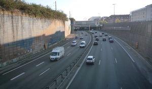À Lille, le périphérique va passer de 90 à 70km/h