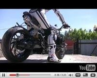 Vidéos Moto : Retour sur la BMW Harrier by Stellan Egeland