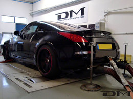 Nissan 350 Z DM Performance : 430 chevaux au banc