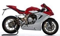 Vidéo : Premiers tours de roues de la MV Agusta F3 675cc sur le mythique tracé du Castellet