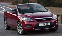Ford Focus Coupé-Cabriolet Edition Premium: une série limitée de saison