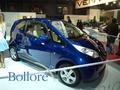 Bolloré intéressé par Pininfarina