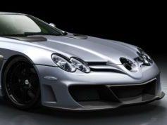 Premier 4509 Limited: une Mercedes SLR affûtée